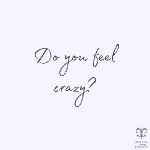 Do You Feel Crazy