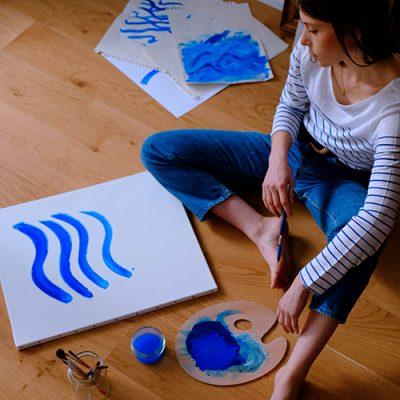 3 Ways To Process Trauma With Art