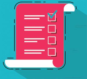 9 Steps Checklist