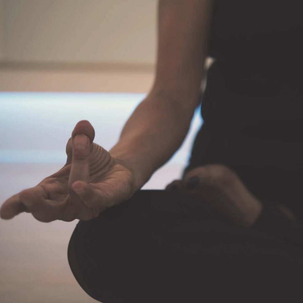 yoga for victims of abuse